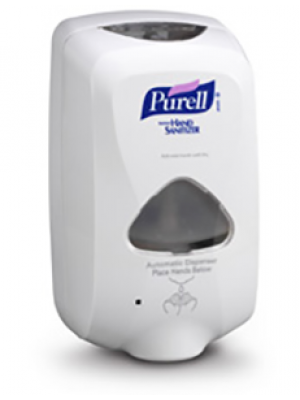 3141-0033 - PURELL® SKILCRAFT™ TFX™ Dispenser