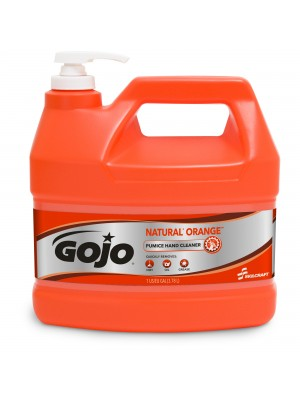 3143-0075 - GOJO® SKILCRAFT® NATURAL ORANGE™ Pumice Hand Cleaner - 1 Gallon