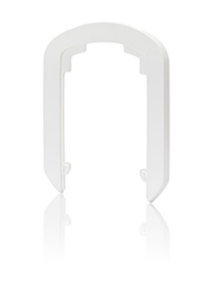 3141-0092 - TRUE FIT™ WALL PLATE FOR LTX-12™ - WHITE