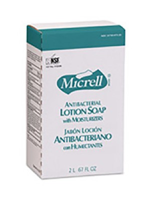 3143-0063 - MICRELL® SKILCRAFT® ANTIBACTERIAL LOTION SOAP - 2000 mL Refill