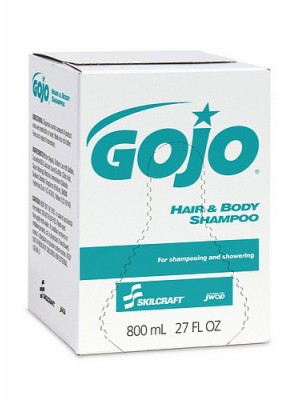 3143-0080 - GOJO® SKILCRAFT® Hair & Body Shampoo - 800 mL Refill