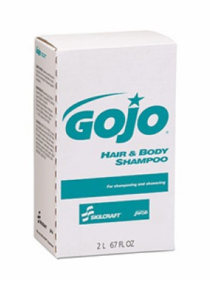 3143-0082 - GOJO® SKILCRAFT® HAIR & BODY SHAMPOO - 2000 mL Refill