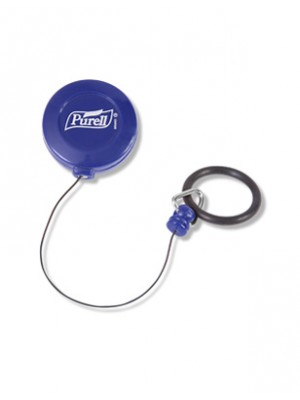 3141-0051 - PURELL® PERSONAL™ Gear Retractable Clip