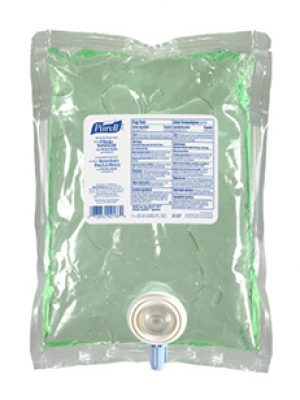 3143-0072 - PURELL® SKILCRAFT™ ADVANCED WITH ALOE INSTANT HAND SANITIZER GEL - 1000 mL NXT Refill