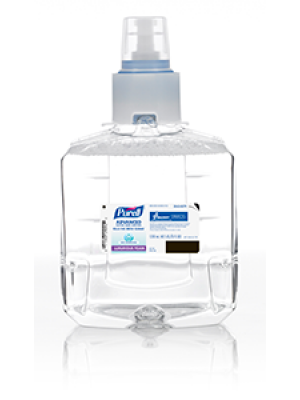 3143-0179 - PURELL® SKILCRAFT™ Advanced Skin Nourishing Hand Sanitizer Foam - 1200 mL LTX-12™ Refill