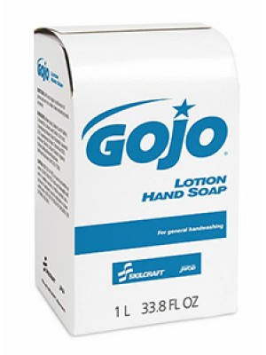 3143-0077 - GOJO® SKILCRAFT® Deluxe Lotion Hand Soap - 1000 mL NXT® Refill