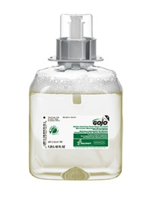 3143-0101 - GOJO® SKILCRAFT™ Green Certified Foam Hand Cleaner - 1250 mL FMX™ Refill