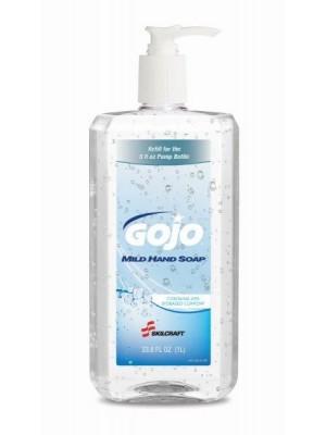 3143-0202 GOJO® SKILCRAFT® MILD HAND SOAP - 1 Liter Bottle